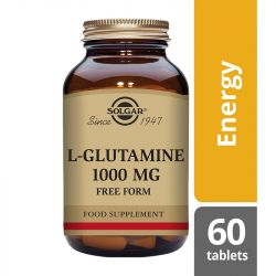Solgar L-Glutamine 1000mg Vegicaps 60