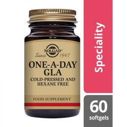 Solgar One-a-day GLA 150mg Softgels 60