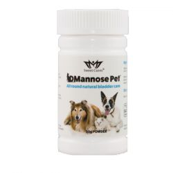 Sweet Cures D-Mannose Pet Powder 50g