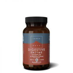 Terranova Digestive Enzyme Complex Vegicaps 50