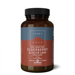 Terranova Elderberry & Olive Leaf Powder 40g