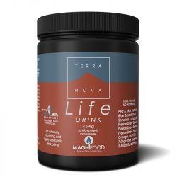 Terranova Life Drink Unflavoured Powder 454g