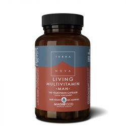 Terranova Living Multivitamin Man Caps 100