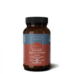 Terranova Living Multivitamin Man Caps 50