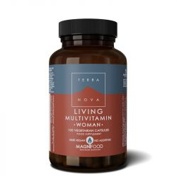 Terranova Living Multivitamin Woman Caps 100