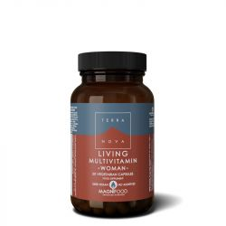 Terranova Living Multivitamin Woman Caps 50