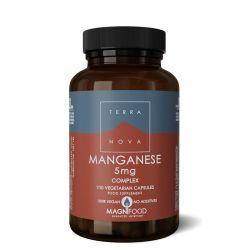 Terranova Manganese 5mg Complex Vegicaps 100