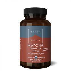 Terranova Matcha Green Tea 400mg Vegicaps 100