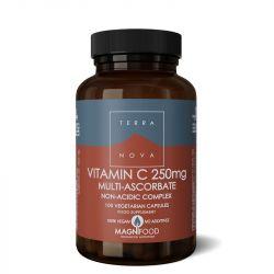 Terranova Vitamin C 250mg Complex Vegicaps 100