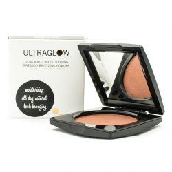 Ultra Glow Demi-Matte Moisturising Pressed Bronzing Powder 10g