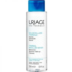 Uriage Thermal Micellar Water for Normal to Dry Skin 250ml