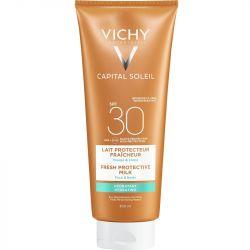 Vichy Capital Soleil Face and Body Milk SPF30 300ml