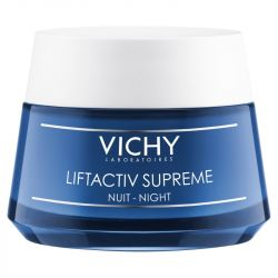 Vichy LiftActiv Anti-Ageing Night Anti-Wrinkle & Firming Care 50ml