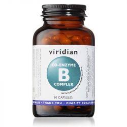 Viridian Co-Enzyme B-Complex Vegetarian Capsules 60