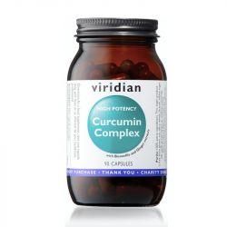 Viridian Curcumin Complex Vegicaps 90