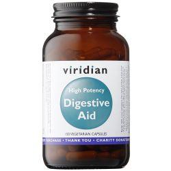 Viridian High Potency Digestive Aid (Vegan) Veg Caps 150