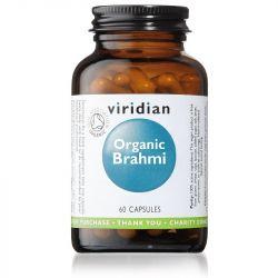 Viridian Organic Brahmi Capsules 60
