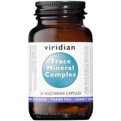 Viridian Trace Mineral Complex Veg Caps 30