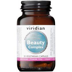 Viridian Ultimate Beauty Complex Veg Caps 30