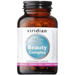 Viridian Ultimate Beauty Complex Veg Caps 60
