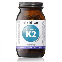 Viridian Vitamin K2 Capsules 90
