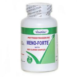 VitaRite Meno-Forte with Red Clover Complex Vegicaps 60