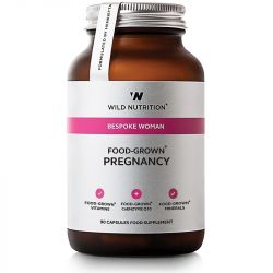 Wild Nutrition Food-Grown Pregnancy Vegicaps 90