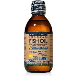 Wiley's Finest Peak Omega-3 Liquid 2150mg EPA & DHA 250ml
