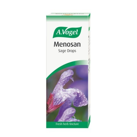 A.Vogel Menosan Sage Tincture 50ml