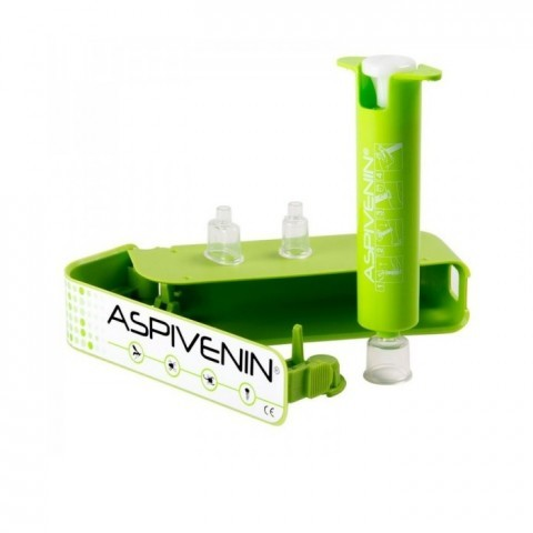 Aspivenin Insect Poison Remover Kit