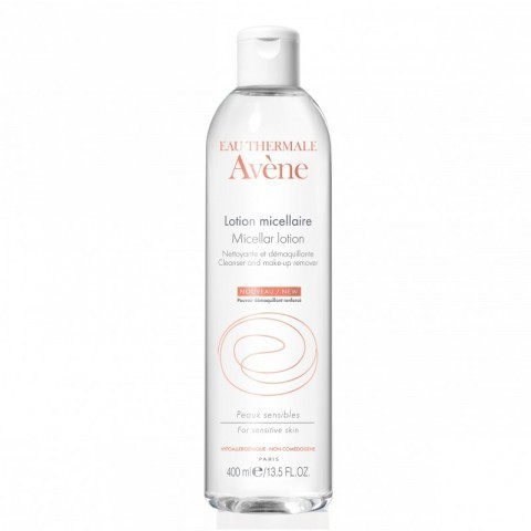 Avene Micellar Lotion Cleanser & Make-Up Remover 400ml