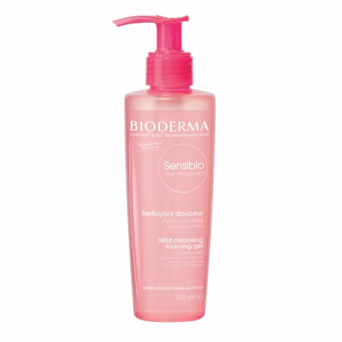 Bioderma Sensibio Mild Cleansing Foaming Gel 200ml