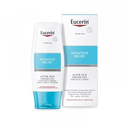 Eucerin Allergy Protection After Sun Creme-Gel 150ml