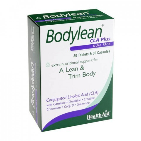 HealthAid Bodylean CLA Plus Capsules/Tablets 60