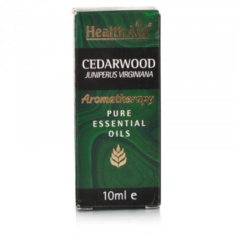 HealthAid Cedarwood Oil 10ml