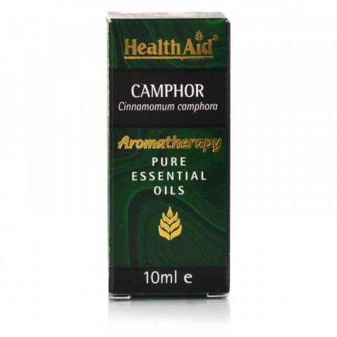 HealthAid Camphor Oil 10ml