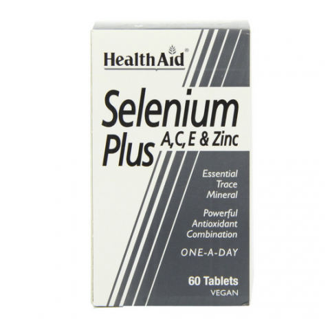 HealthAid Selenium Plus Tablets 60