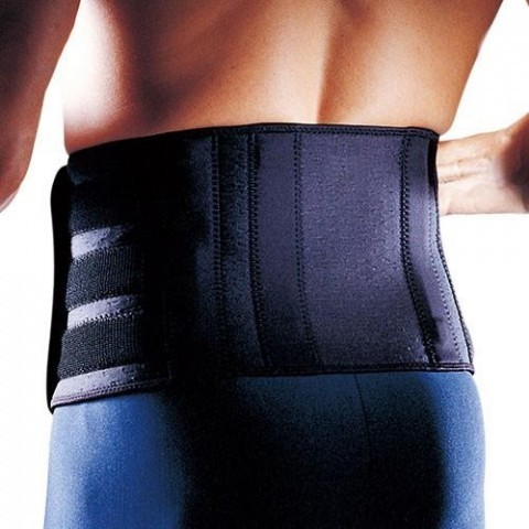 LP Supports Extreme Back Support with Stays