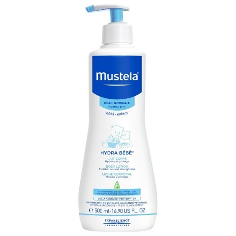 Mustela Hydra Bebe Body Lotion 500ml