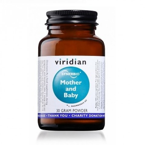 Viridian Synerbio Mother and Baby Powder 30g