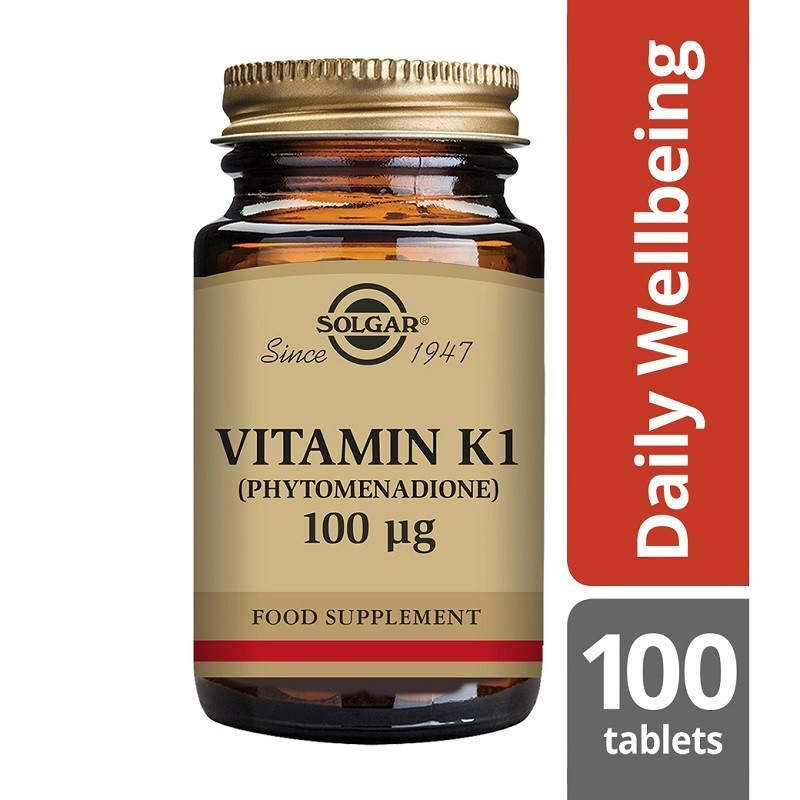 what is vitamin k1 used for