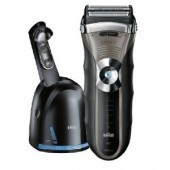 Braun Series 3 390cc-4 Clean & Renew Rechargeable Shaver