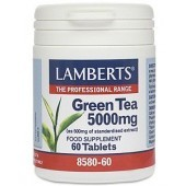 Lamberts Green Tea 5000mg tabs 60