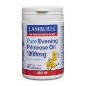 Lamberts Pure Evening Primrose Oil 1000mg Caps 90