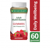 Nature's Bounty Adult Multivitamin Gummies 60