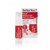 BetterYou DLux Vitamin D3 + K2 Oral Spray 12ml