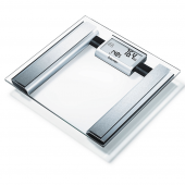 Beurer Glass Diagnostic Bathroom Scale