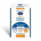 Biocare Children's Red Berry BioMelts Sachets 28