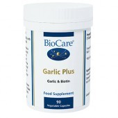 BioCare Garlic Plus Vegicaps 90