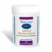 Biocare Methyl Multinutrient Vegicaps 120
